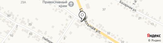 Мастерская по изготовлению памятников на карте Подгородного
