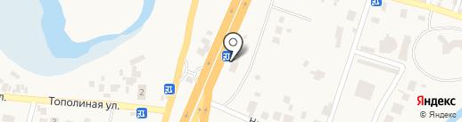 Новый на карте Подгородного
