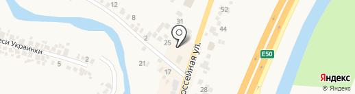 Винтаж Элит на карте Подгородного