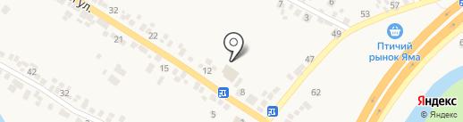АТБ на карте Подгородного