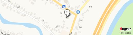 Домовенок на карте Подгородного