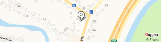 Софія на карте Подгородного