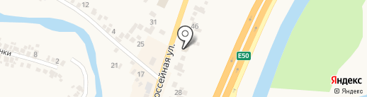 Агротек на карте Подгородного