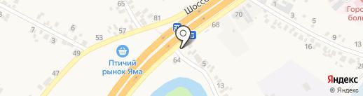 Гарант на карте Подгородного