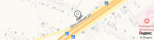 Акация-2 на карте Подгородного