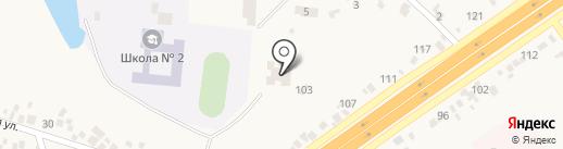 Дошкільний навчальний заклад №7 на карте Подгородного