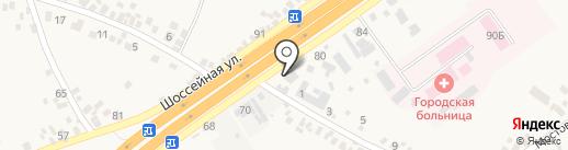 Lada-Dеталь на карте Подгородного