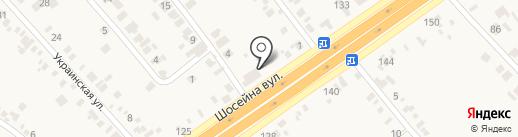 Дніпропетровський районний будинок дитячої творчості на карте Подгородного