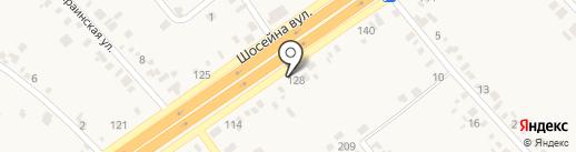 Магазин разливного пива на карте Подгородного