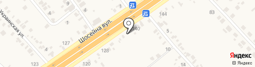 iBox на карте Подгородного