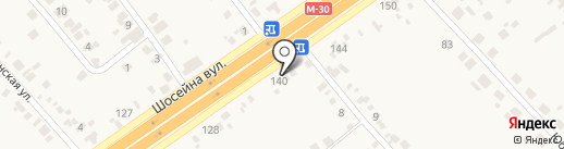 Ням-ням на карте Подгородного