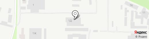 АСТРА-ТРЕЙДИНГ на карте Днепропетровска
