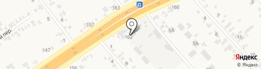Джерела Придніпров`я на карте Подгородного