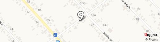 Секонд-хенд на карте Подгородного