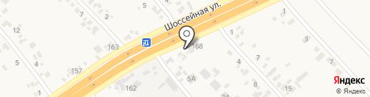 Martгоша на карте Подгородного