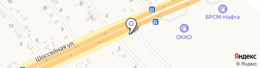 Корчма на карте Подгородного