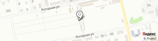 Конфетка на карте Днепропетровска
