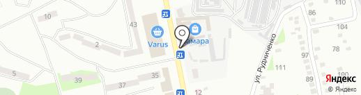 CASH на карте Днепропетровска