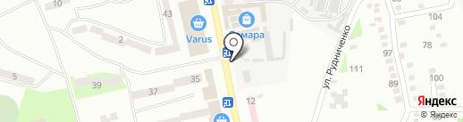 АВТОМАГ на карте Днепропетровска