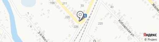 Лайм на карте Подгородного