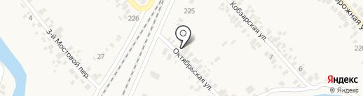 Миг Транс на карте Подгородного