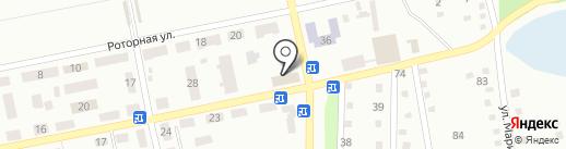 Звірятко на карте Днепропетровска