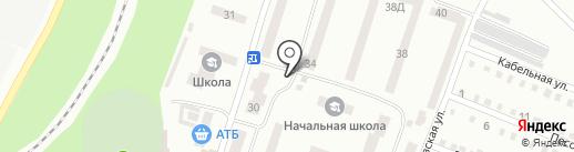 Овощи-фрукты на карте Днепропетровска