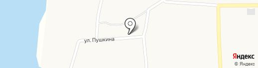 Щуровых на карте Любимовки