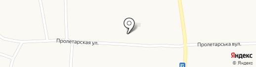 Аптека на карте Любимовки