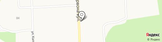 У Колосовых на карте Любимовки