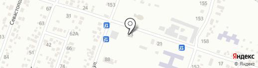 Храм Самарской иконы Божией Матери на карте Новомосковска