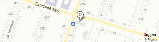 BNK 24 на карте Новомосковска
