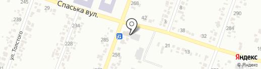 iBox на карте Новомосковска