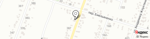 City24 на карте Новомосковска