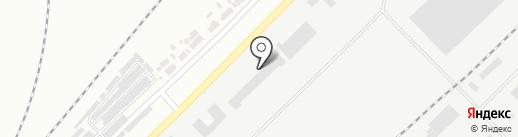 Интерпайп Новомосковский трубный завод, ПАО на карте Новомосковска