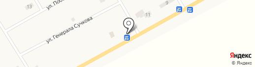 В гостях у тещи на карте Александровки