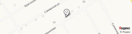 Виктория на карте Александровки