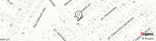 Термінал самообслуговування, Банк Національний Кредит на карте Новомосковска