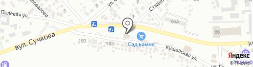 Teploshop на карте Новомосковска