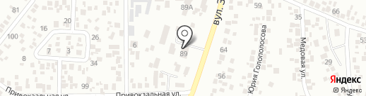 Zoo Vet на карте Новомосковска