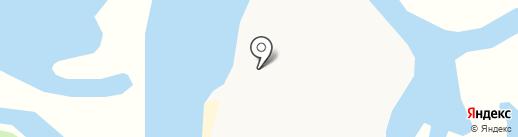 Ялинка на карте Новосёловки