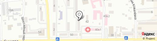 УЗИ ЦЕНТР, ЧП на карте Новомосковска