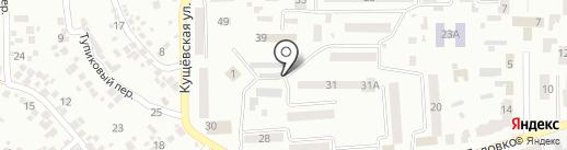 Хозяюшка на карте Новомосковска