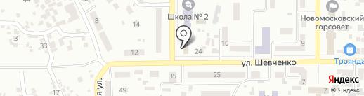 24nonStop на карте Новомосковска
