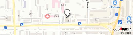 Терминал самообслуживания, КБ ПриватБанк на карте Новомосковска