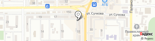Mobi Star на карте Новомосковска