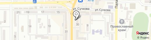 Perfect Coffee на карте Новомосковска
