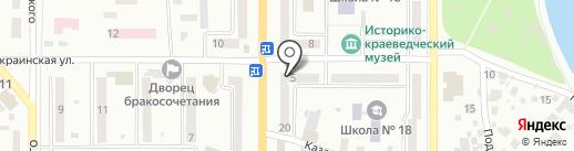 Дніпро Зем Сервіс, ТОВ на карте Новомосковска