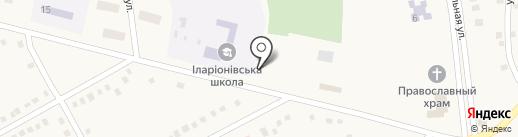 Терминал самообслуживания, КБ ПриватБанк, ПАО на карте Илларионово
