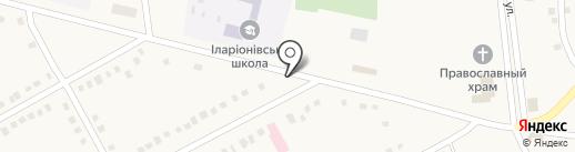 Магазин на карте Илларионово